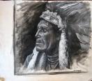 Ancestros Óleo sobre tela